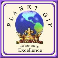 Planet GIF Crown Award