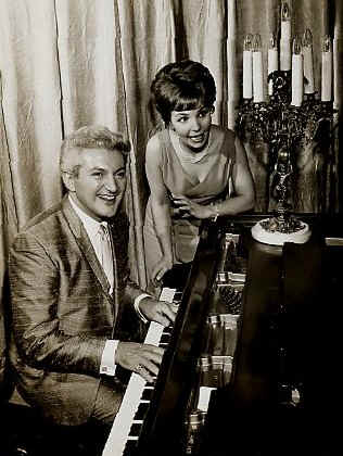 Teresa Brewer with Liberace